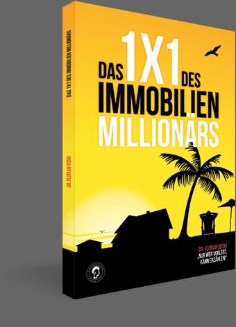 Education Punk Verlag Buch Das 1x1 des Immobilienmillionaers